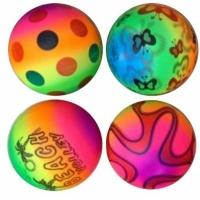 Мяч силиконовый d 230 мм 9601