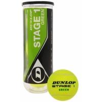 Мяч б/тенниса Dunlop Stage (1)