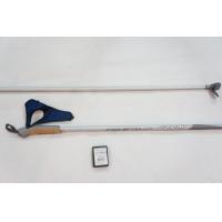 Палки лыжные STC CYBER (60% углеволокно)