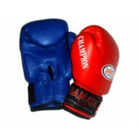 Перчатки боксерские DANATA STAR CHAMPION к/з