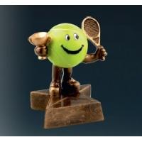 Статуэтка Теннисный мяч 15