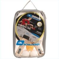 Набор н/тенниса DONIC Oversize 788500 (2р+3мяча)